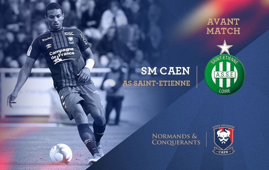 [2e journée de L1] SM Caen 0-1 AS Saint Etienne Asse-avant-match-v2