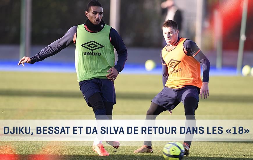 [23e journée de L1] AS Saint Etienne 2-1 SM Caen Asse-smc-les-groupes