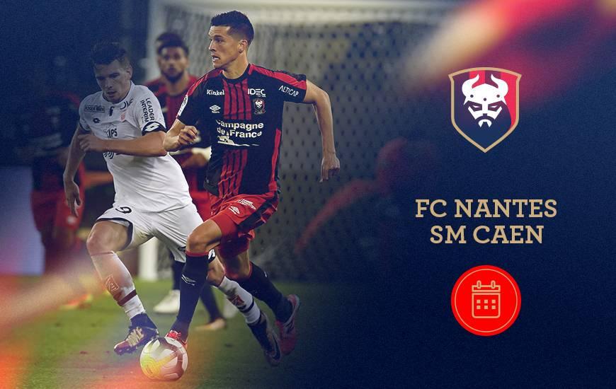 [6e journée de L1] FC Nantes 1-0 SM Caen Avant-match_nantes-sm_caen