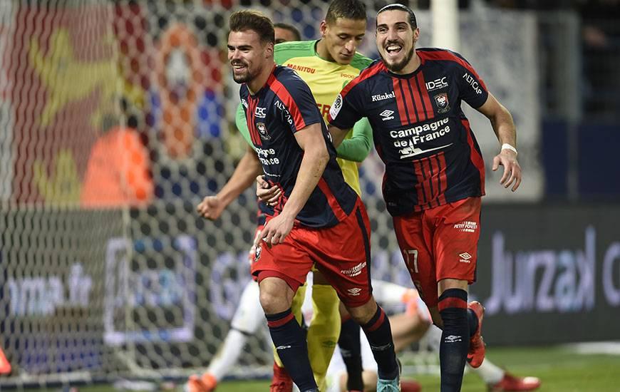 Après août et octobre, c'est la troisième fois que Damien Da Silva est désigné joueur du mois par les supporters caennais.