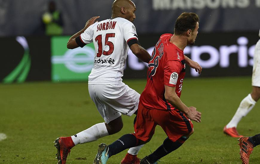 La confrontation entre le Stade Malherbe de Damien Da Silva et l'En Avant de Jérémy Sorbon sera retransmise en intégralité sur beIN Sports max 7. Coup d'envoi samedi 10 février à 20 heures.