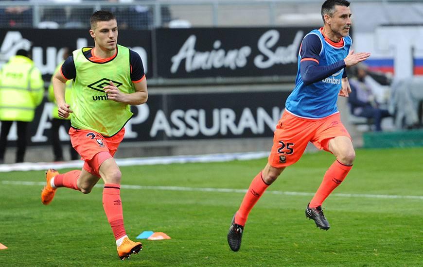 Initialement suspendu contre Toulouse samedi soir, Frédéric Guilbert a vu sa sanction automatiquementdécalée avec le report du match face au Téfécé. Conséquence, le latéral droit du SMC manquera la confrontation contre les Parisiens.