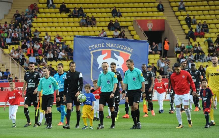 Le Stade Malherbe du capitaine Julien Féret recevra l'AS Monaco de Radamel Falcao dimanche 6 mai à d'Ornano. Coup d'envoi à 17 heures.