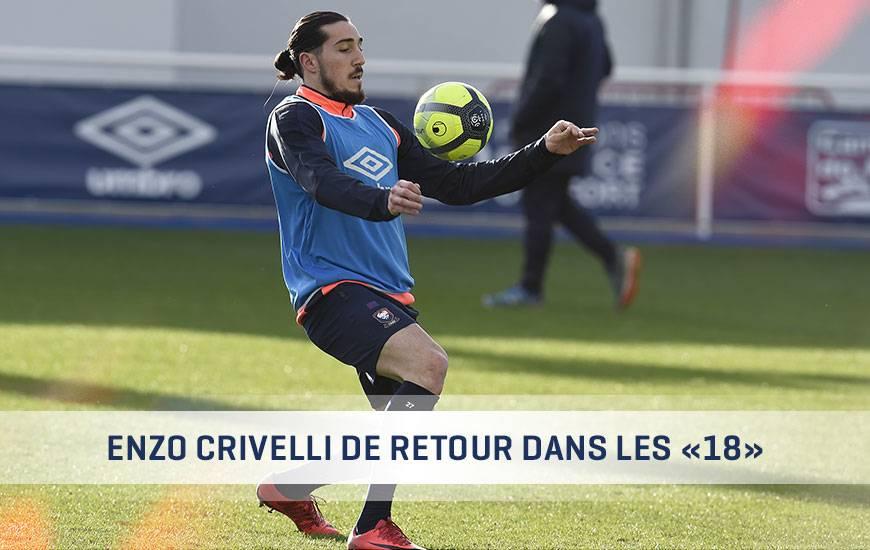 [33e journée de L1] SM Caen 0-0 Toulouse FC Enzo-crivelli-de-retour-dans-les-18