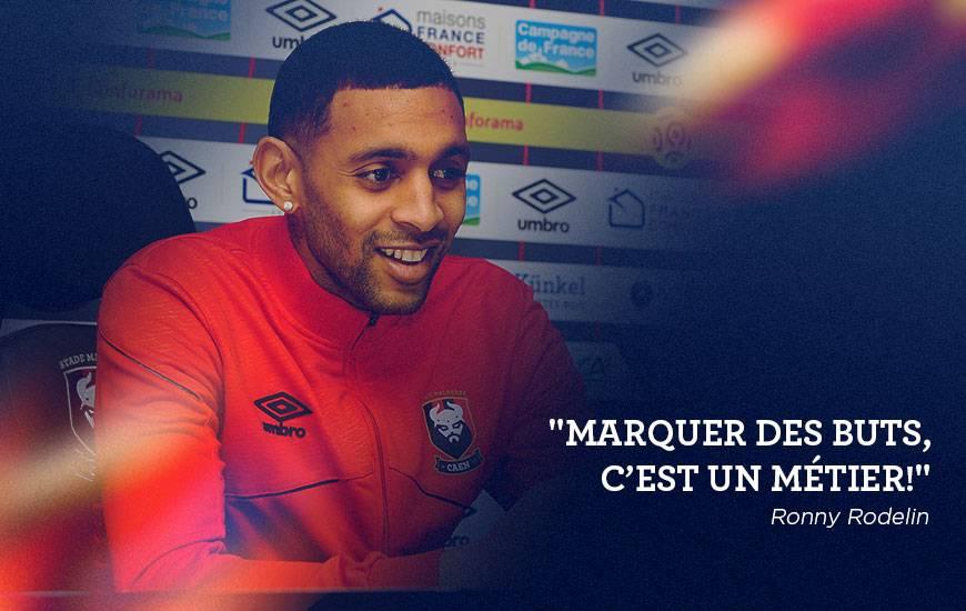 [22e journée de L1] SM Caen 0-2 O Marseille Itw-ronny-rodelin