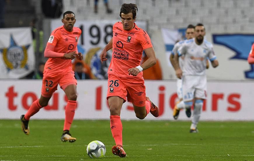 Non retenu pour le barrage contre la Grèce, Ivan Santini possède, néanmoins, toutes ses chances de figurer dans les 23 Croates qui participeront au Mondial 2018.