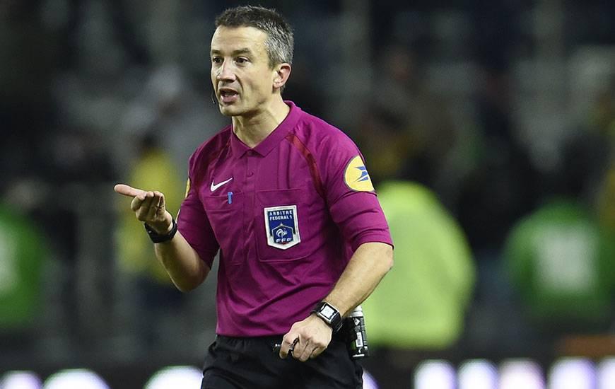 Pour la première fois cette saison, Jérôme Miguelgorry dirigera une rencontre du Stade Malherbe.
