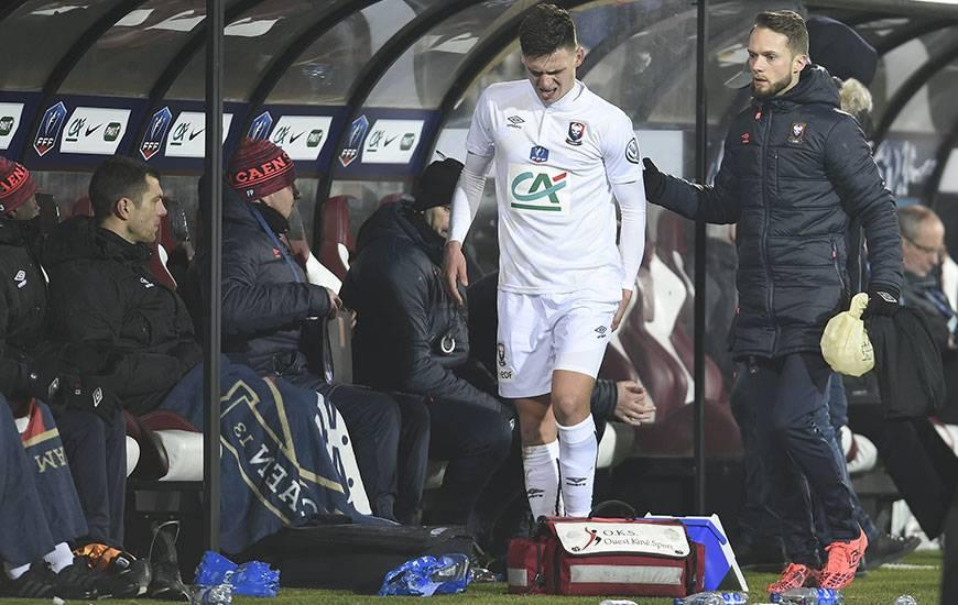 Touché à la cuisse gauche, Jessy Deminguet - crédité d'une prestation solide face au FC Metz - a été contraint de quitter la pelouse pendant la prolongation.