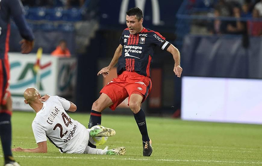 La confrontation entre le Stade Malherbe de Julien Féret et le FC Metz de Renaud Cohade sera retransmise en intégralité sur beIN Sports max 6. Coup d'envoi à 20 heures.