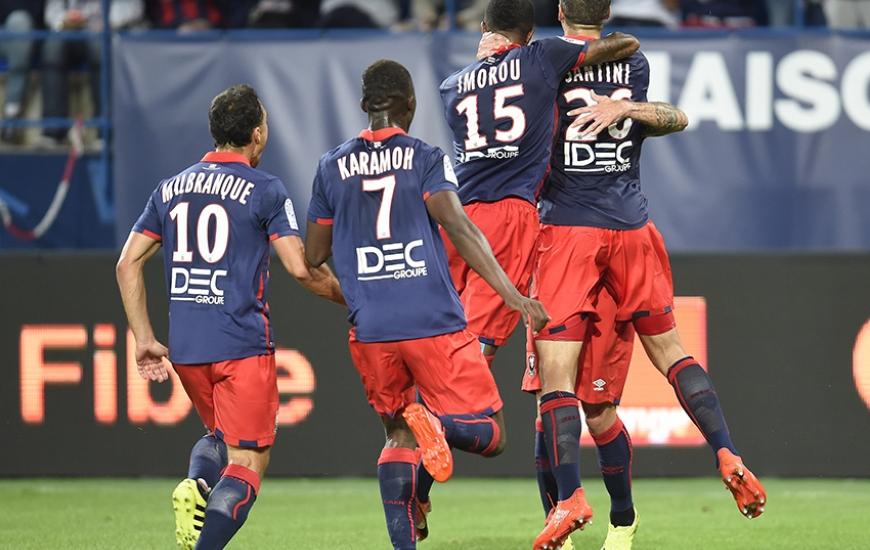 [1e journée de L1] Montpellier HSC 1-0 SM Caen La_stat