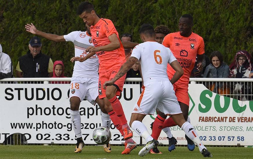 Les Lorientais et les Caennais ouvriront le bal de ces 16e de finale ce mardi (coup d'envoi à 18 h 45) sous le regard des caméras de Canal + Sport.