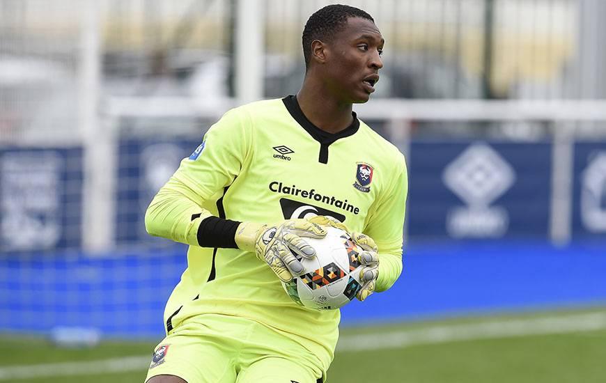 Pour la troisième fois consécutive en championnat, Marvin Golitin - le gardien des U19 nationaux du Stade Malherbe - a préservé ses cages inviolées.