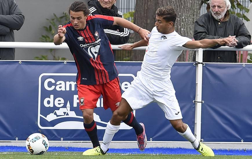 Pour ce dernier rendez-vous de la phase régulière avant de se projeter sur les demi-finales, l'équipe de Michel Rodriguez s'est adjugé le derby normand face au HAC grâce notamment à l'ouverture du score de Mathéo Remars.