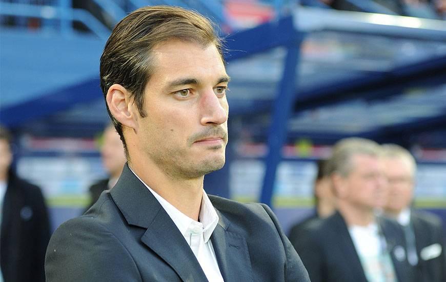 Au micro de France Bleu Normandie, Nicolas Seube évoquera sa reconversion comme entraîneur adjoint des U17 nationaux du Stade Malherbe.