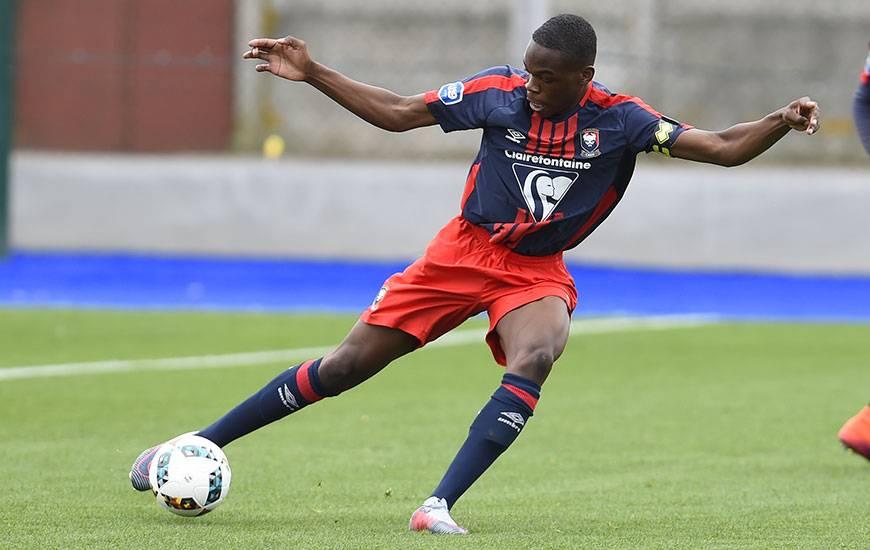 En bon capitaine, Pathy Malumandsoko a montré la voie à ses coéquipiers en ouvrant la marque face à Boulogne-sur-Mer.