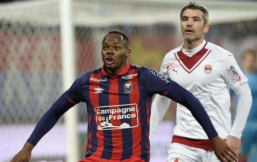 Le Stade Malherbe d'Hervé Bazile défiera les Girondins de Bordeaux de Jérémy Toulalan samedi 25 novembre à d'Ornano.