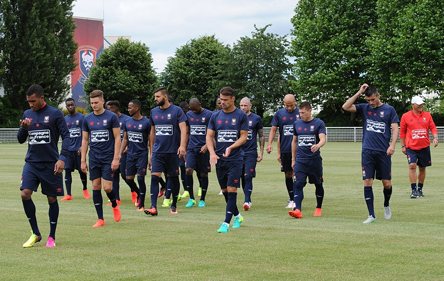 Patrice Garande retrouvera son groupe ce lundi 26 juin sur le complexe de Venoix pour la reprise de l'entraînement.