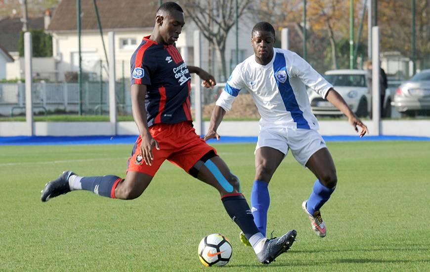 Le championnat de N3 faisant une nouvelle fois relâche ce week-end, la réserve du Stade Malherbe affrontera son homologue de Guingamp en match amical vendredi après-midi, sur le complexe de Venoix.