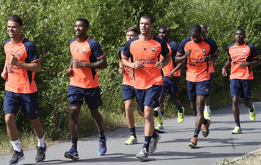 De retour sur Caen, Damien Da Silva et ses coéquipiers reprendront l'entraînement ce lundi après-midi avec une séance athlétique à La Prairie.