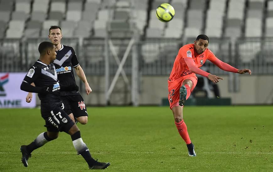 """Auteur, entre autres, de l'égalisation dans les arrêts de jeu contre Nice, Ronny Rodelin a été élu joueur du mois de novembre par les supporters """"Bleu et Rouge""""."""