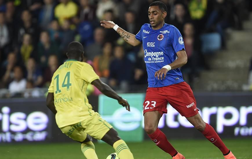 La dernière victoire du Stade Malherbe à La Beaujoire remonte à seulement à deux saisons. En mai 2016, les Caennais s'étaient imposés 2-1 à Nantes grâce à des buts de Ronny Rodelin et Andy Delort.