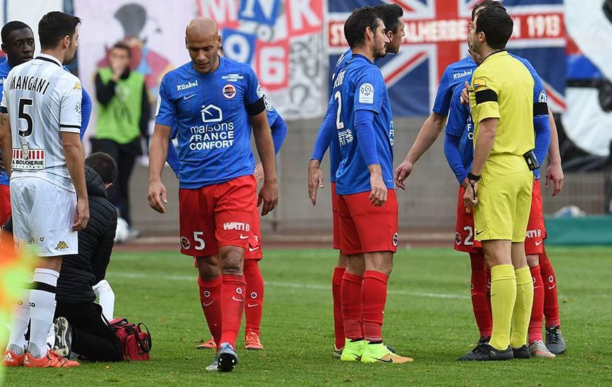 Il y a deux ans (en novembre 2015), le Stade Malherbe - réduit à dix à la demi-heure de jeu après l'expulsion d'Alaeddine Yahia - avait fait match nul sur un score vierge avec le SCO.