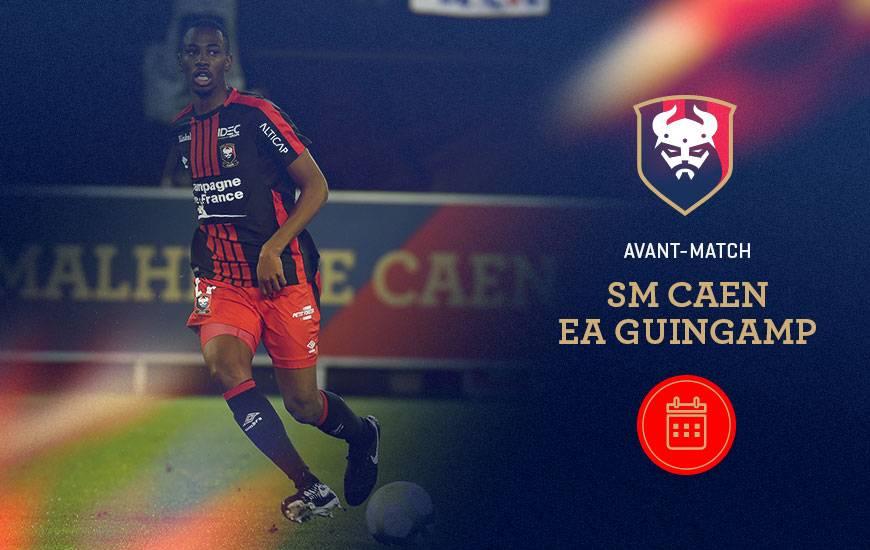 [18e journée de L1] SM Caen 0-0 EA Guingamp Sm-caen-guingamp-avant-match