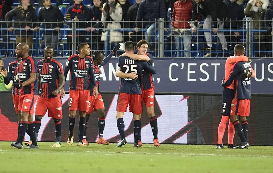Avant la réception de Lyon, les Caennais affichent une moyenne de deux points par match à d'Ornano.