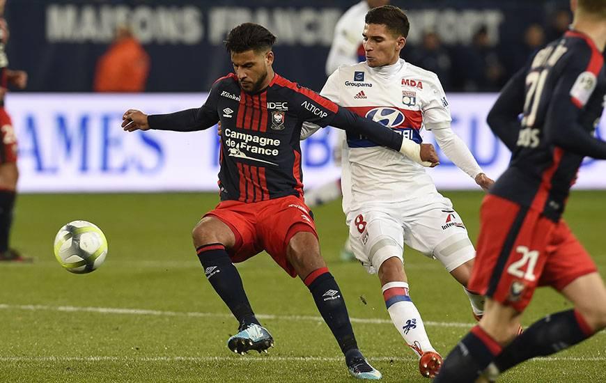 La confrontation entre le Stade Malherbe de Youssef Aït Bennasser et l'OL d'Houssem Aouar sera retransmise en intégralité sur beIN Sports 1. Coup d'envoi à 17 heures au Groupama Stadium.