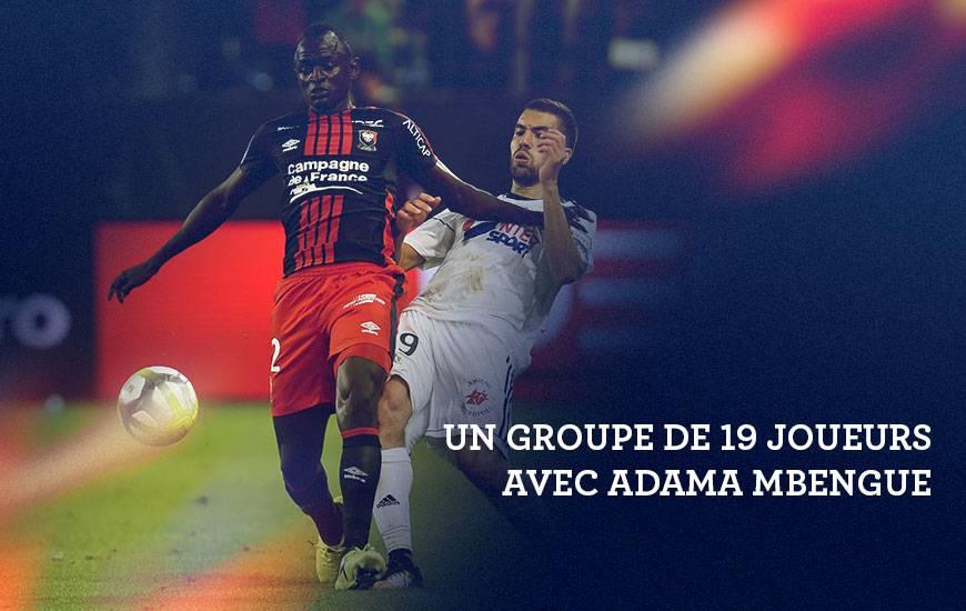 [11e journée de L1] SM Caen 1-0 ESTAC Troyes Sm-caen-troyes-les-groupes