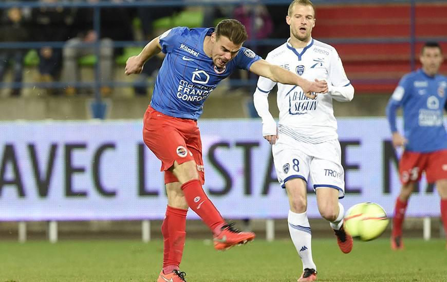 La confrontation entre le Stade Malherbe de Damien Da Silva et l'Estac de Stéphane Darbion sera retransmise en intégralité sur beIN Sports max 4.