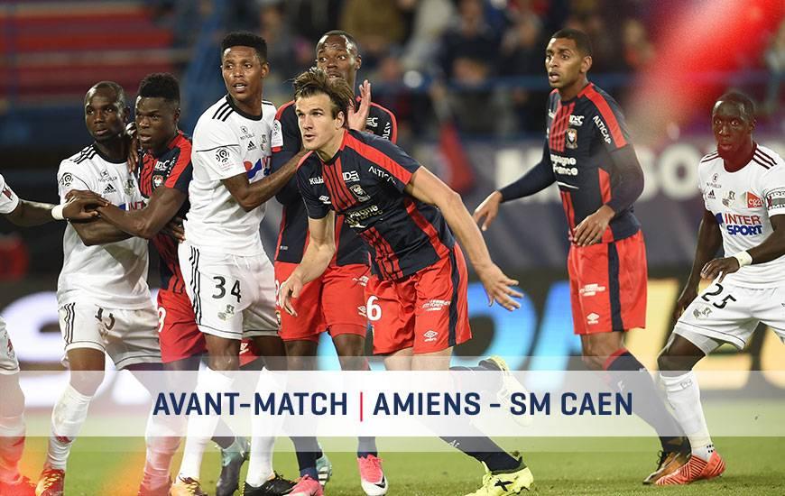 [32e journée de L1] Amiens SC 3-0 SM Caen Smc-asc-avant-match