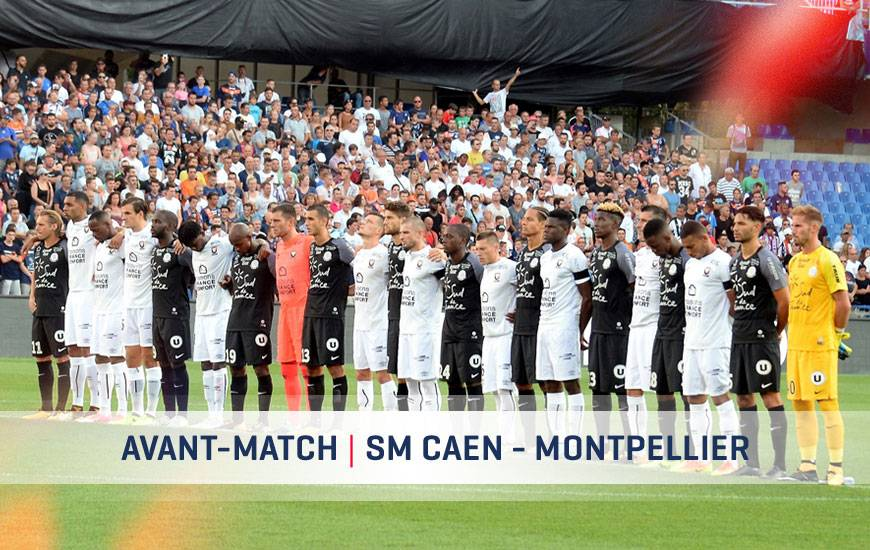 [31e journée de L1] SM Caen 1-3 Montpellier HSC Smc-mhsc-avant-match