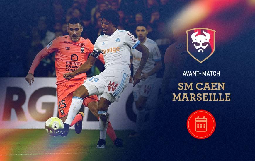 [22e journée de L1] SM Caen 0-2 O Marseille Smc-om-avant-match