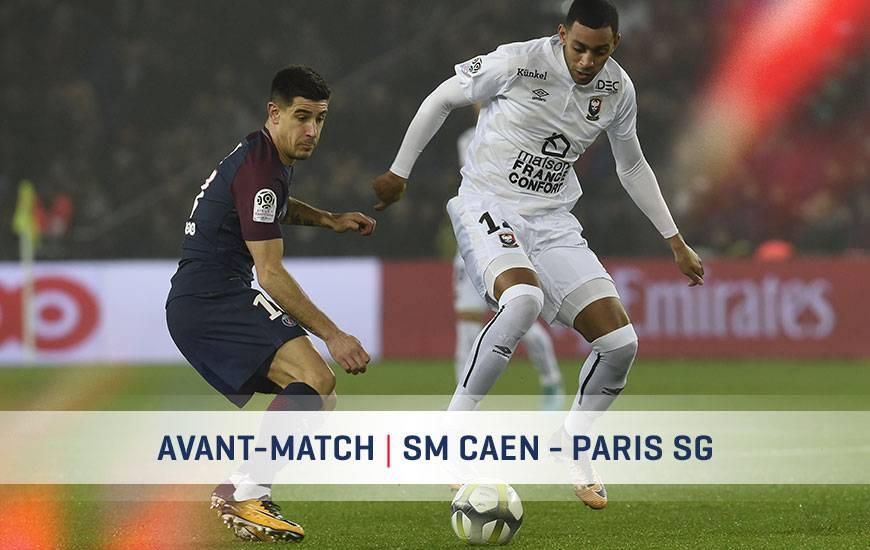 [38e journée de L1] SM Caen 0-0 Paris SG Smc-psg-avant-match_0
