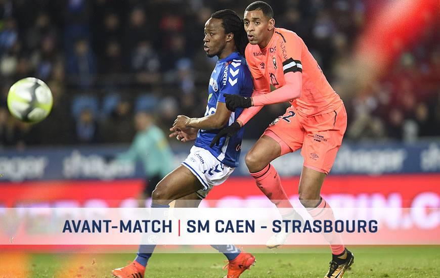 [28e journée de L1] SM Caen 2-0 RC Strasbourg Smc-rcsa-avant-match_bis