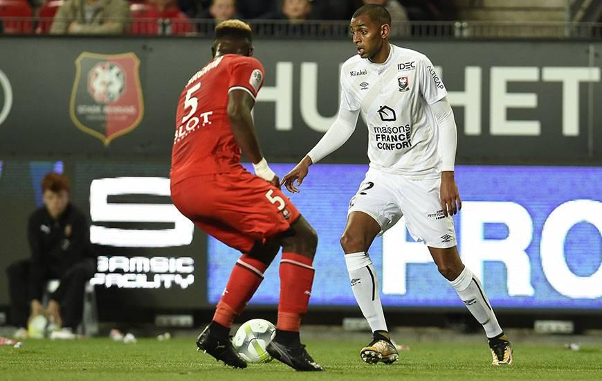 La confrontation entre le Stade Malherbe de Ronny Rodelin et le Stade Rennais de Joris Gnagnon sera retransmise en intégralité sur beIN Sport max 5. Coup d'envoi samedi 17 février à 20 heures.