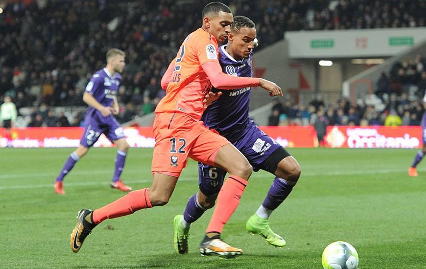 Pour le compte de la 33e journée de Ligue 1, le Stade Malherbe de Ronny Rodelin retrouvera le Téfécé de Christopher Jullien samedi 14 avril à d'Ornano. Coup d'envoi à 20 heures.