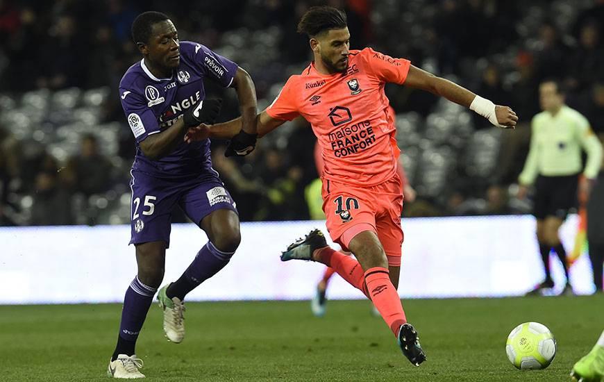 Le Stade Malherbe de Youssef Aït Bennasser et le Téfécé de Giannelli Imbula se recroiseront finalement mercredi 25 avril. Coup d'envoi à 18 h 45 au stade Michel-d'Ornano.