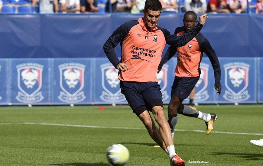 [8e journée de L1] Stade Rennais 0-1 SM Caen Stef-peeters-de-retour