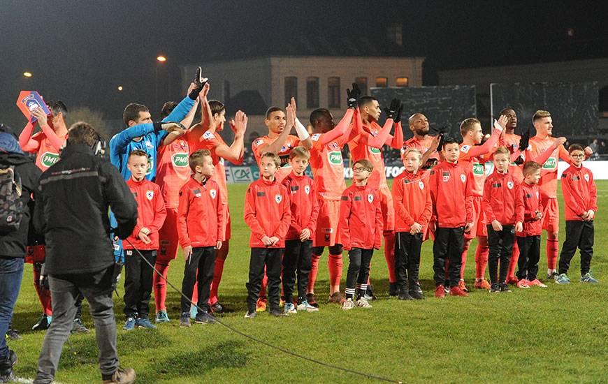 Les Caennais connaîtront l'identité de leur adversaire pour les 16e de finale ce lundi soir.