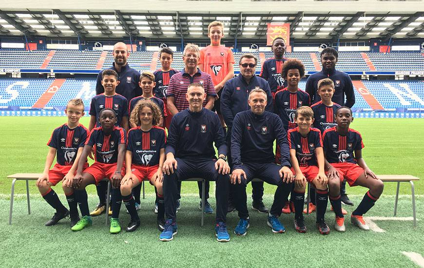 En tête de leur groupe avec deux victoires en deux matches, les U12 du Stade Malherbe reçoivent le voisin de l'ASPTT Caen, également invaincu (1V-1N).