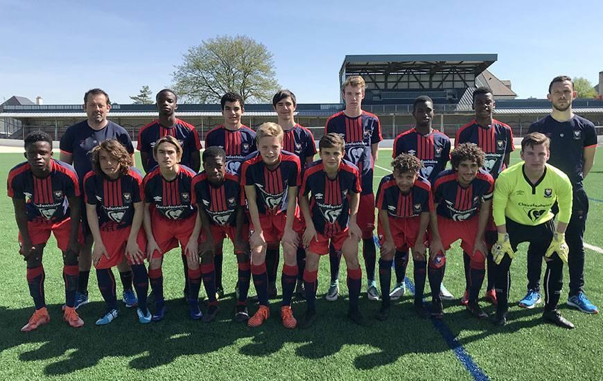 Les U15, U17 et U18 du Stade Malherbe sont en déplacement ce mardi pour le compte des quarts de finale de la Coupe de Normandie.