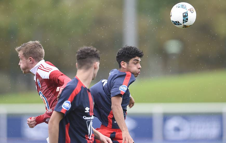 Un derby normand contre le voisin havrais figure au programme des U19 nationaux ce mercredi après-midi.