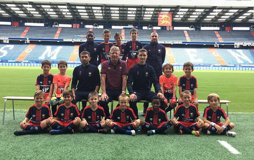 Les U9 du Stade Malherbe disputeront ce week-end le tournoi des Etoiles du Trégor dans les Côtes-d'Armor.