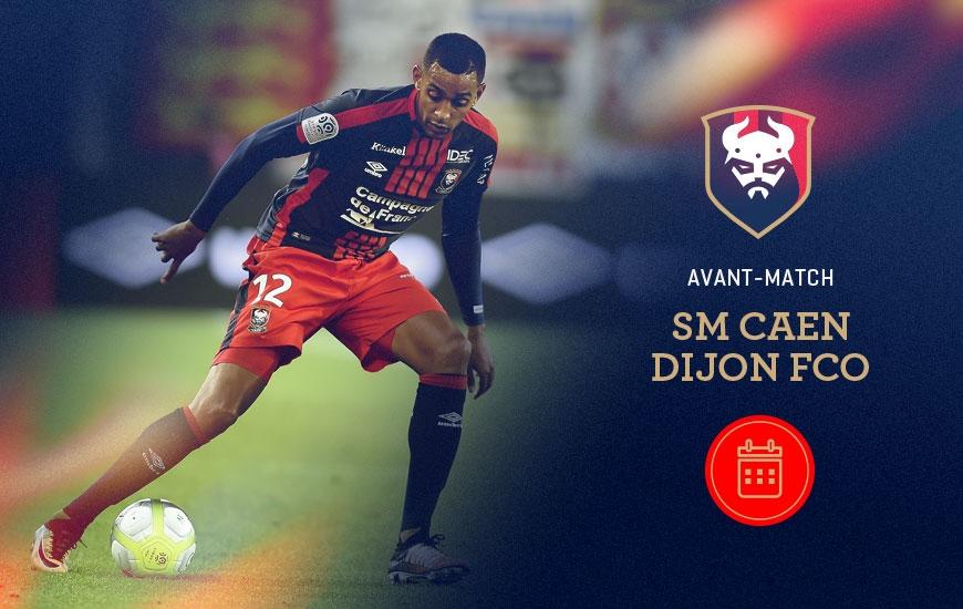 [5e journée de L1] SM Caen 2-1 Dijon FCO Visuel-avant-match-dijon