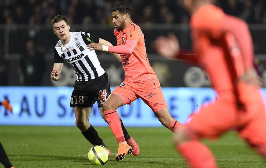 [31e journée de L1] SM Caen 1-3 Montpellier HSC Youssef-ait-bennasser_5