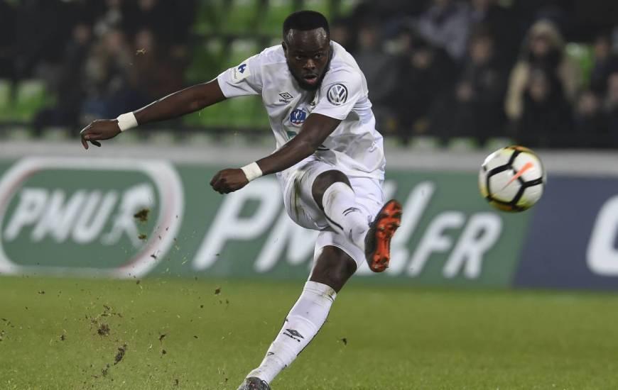 Pour sa première dans le groupe cette saison, Ismaël Diomandé pourrait se retrouver titulaire en défense centrale