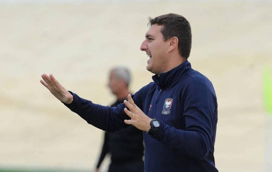 Michel Rodriguez et les U19 Nationaux du Stade Malherbe Caen peuvent espérer participer aux playoffs une deuxième saison de suite
