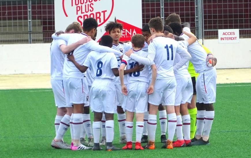 Les U15 du Stade Malherbe Caen seront pendant trois jours en Belgique pour un tournoi international